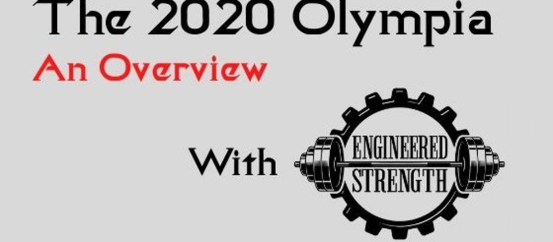 2020 Olympia