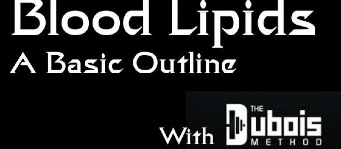 Blood Lipids